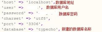 修改config.inc.php文件