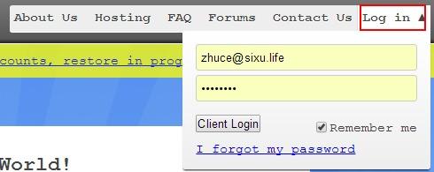 登录afreecloud.com